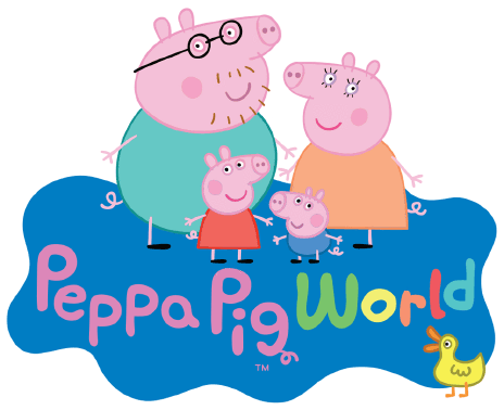Peppa Pig World At Paultons Park New Forest Hampshire