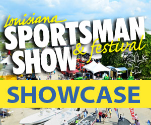 Live in Louisiana and want to try on a pair of the best shoes for fishing and boating?  Visit us at the Louisiana Sportsman Show!
