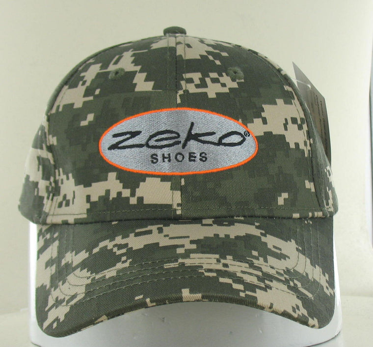 Zeko Hat - Green Camo