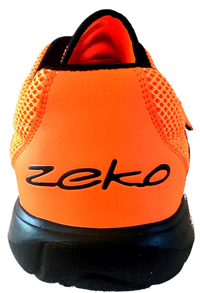 Zeko Vintage Orange Shoe