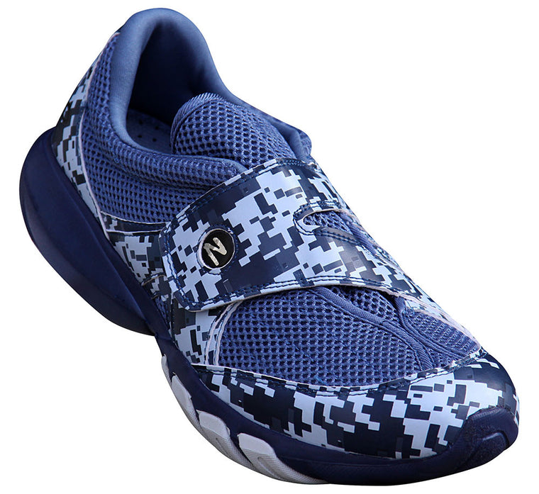 Zeko Blue Camo Shoe