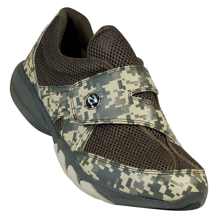 Zeko Green Camo Shoe