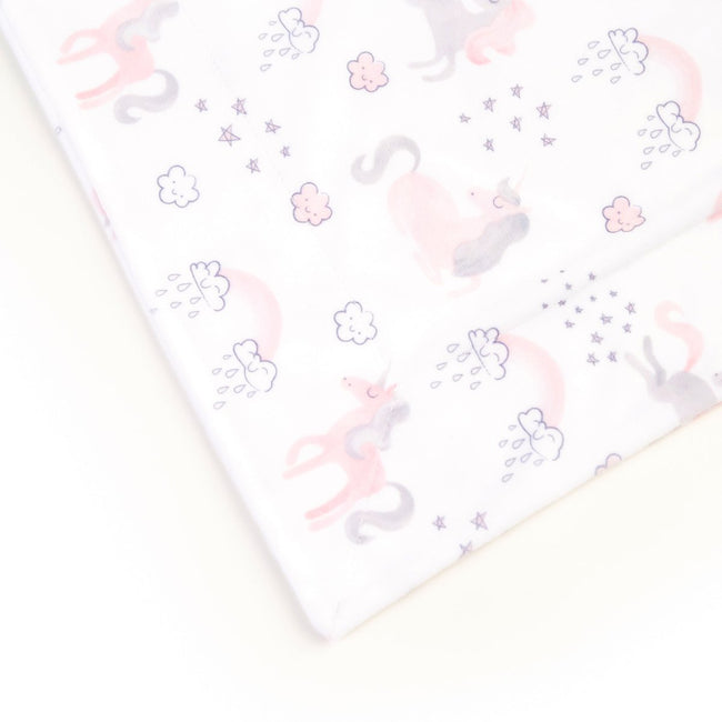 Baby Blanket- Unicorns