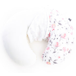 Minky Nursing Pillow Cover | PETAL & STEMS