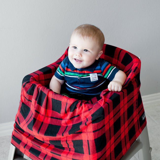 Multi-use cart cover for baby