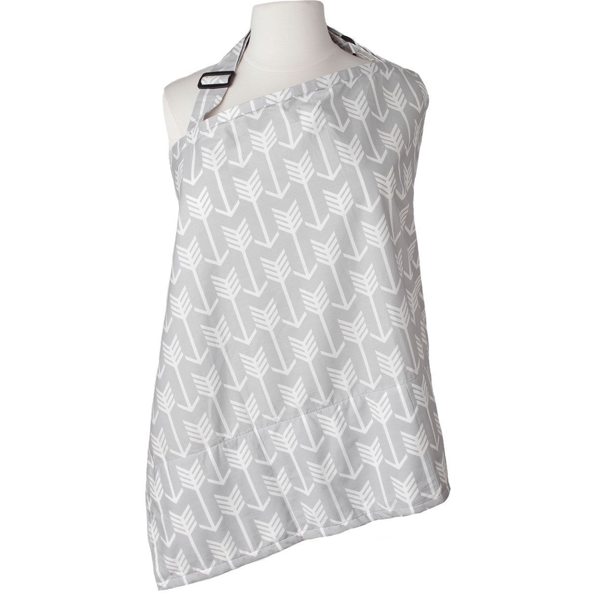 nursing cover with built in burp cloth free pouch arrows kids