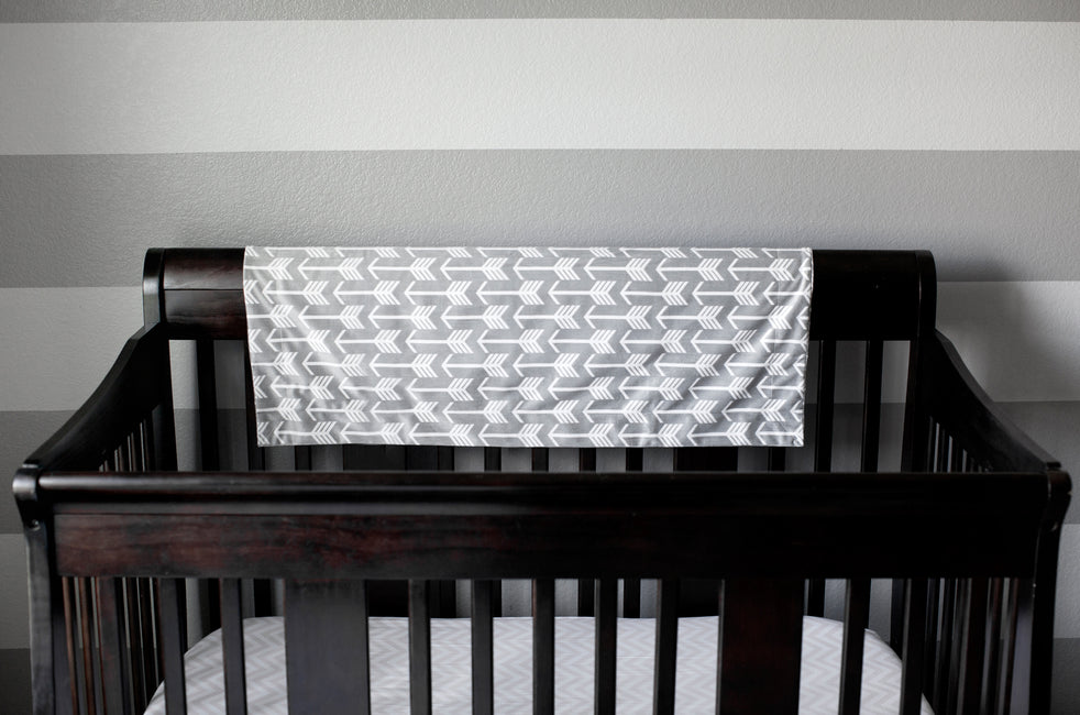 Baby Blanket in Arrow Print