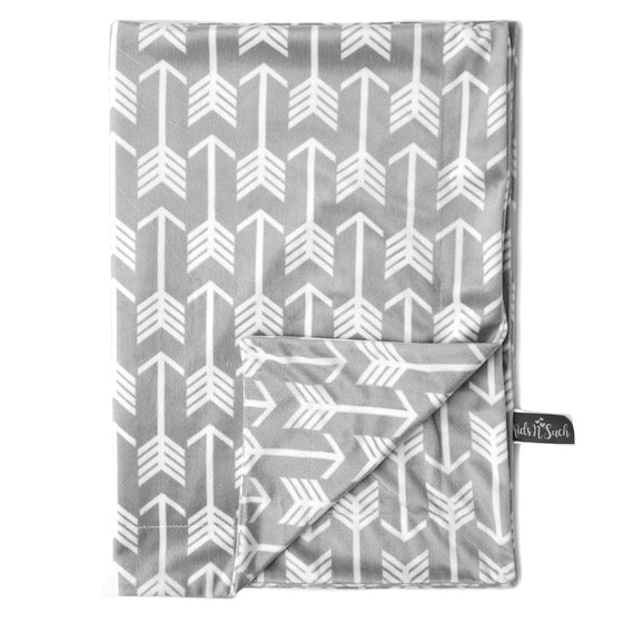"Minky Baby Blanket -  30"" x 40"" 