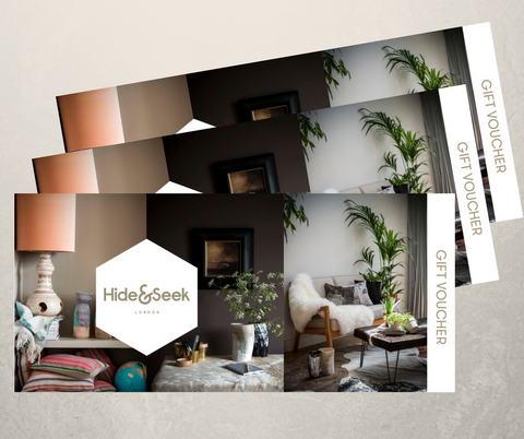 Gift voucher: Hide & Seek London