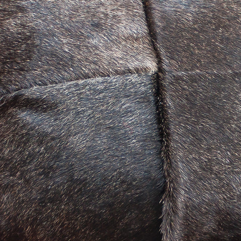 Cowhide cushion – Angus