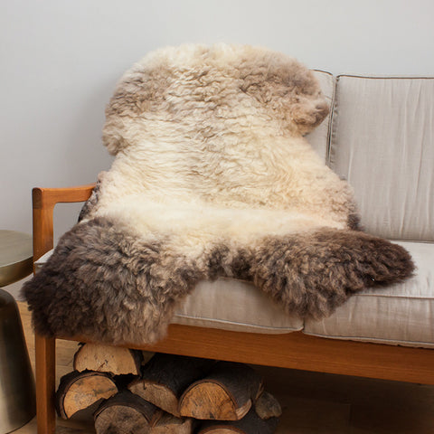Organic British Sheepskin Suffolk Cross