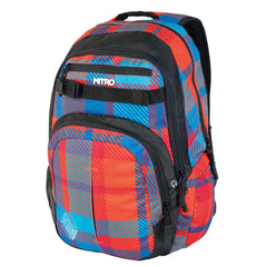 Chase Plaid Red-Blue