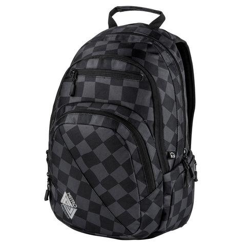 Stash Black Checker
