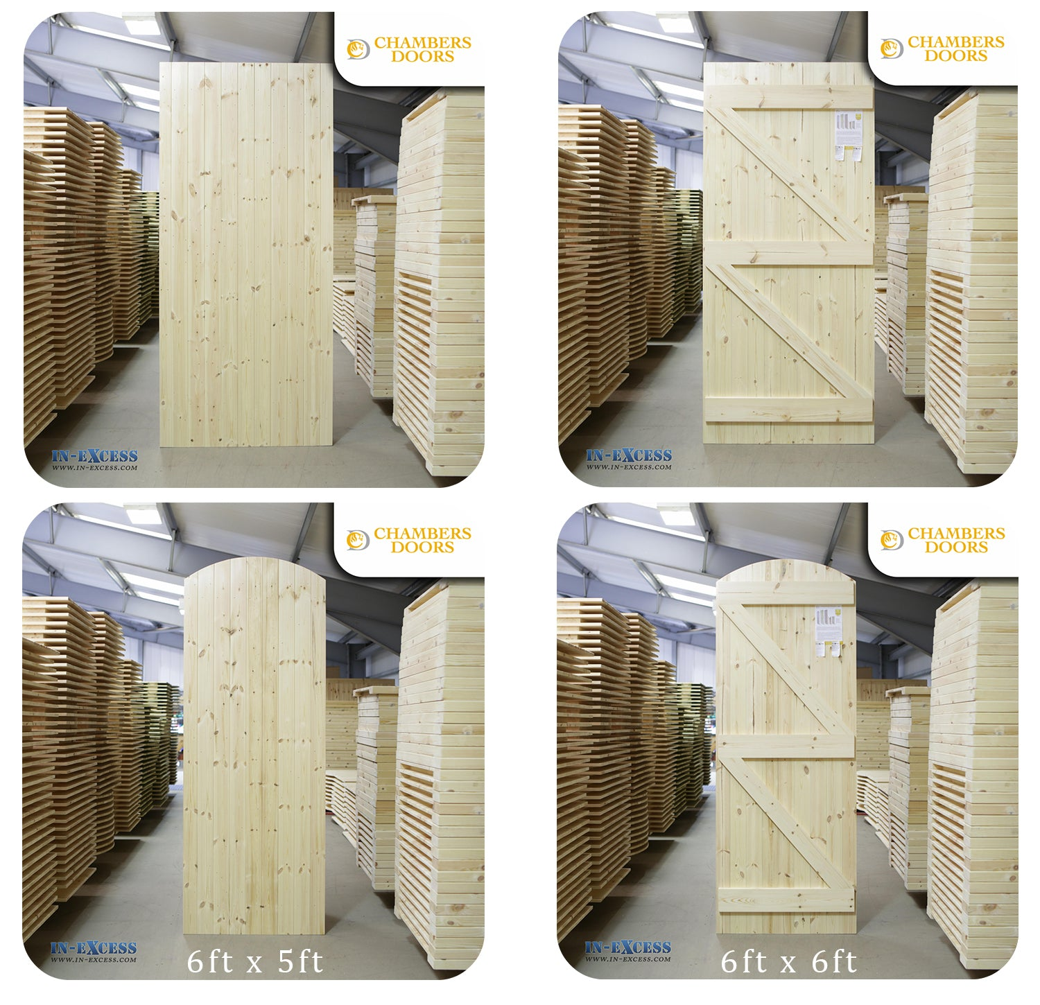 Chambers Doors and Gates example images