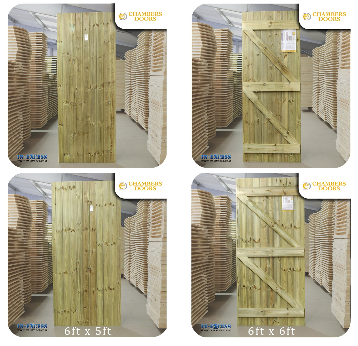 Chambers Doors and Gates Example products image 2