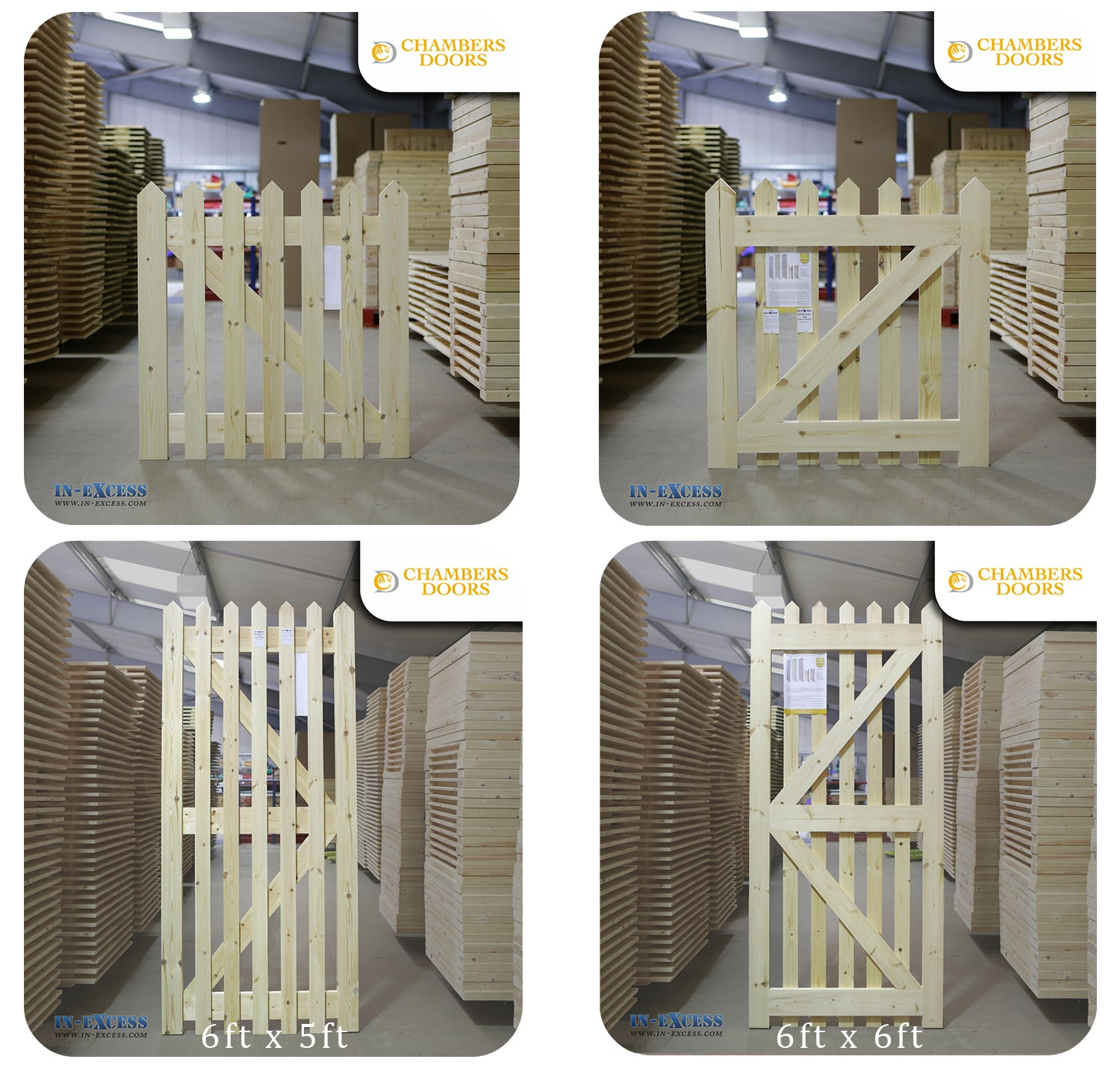 Chambers Doors and Gates Example Gates 3