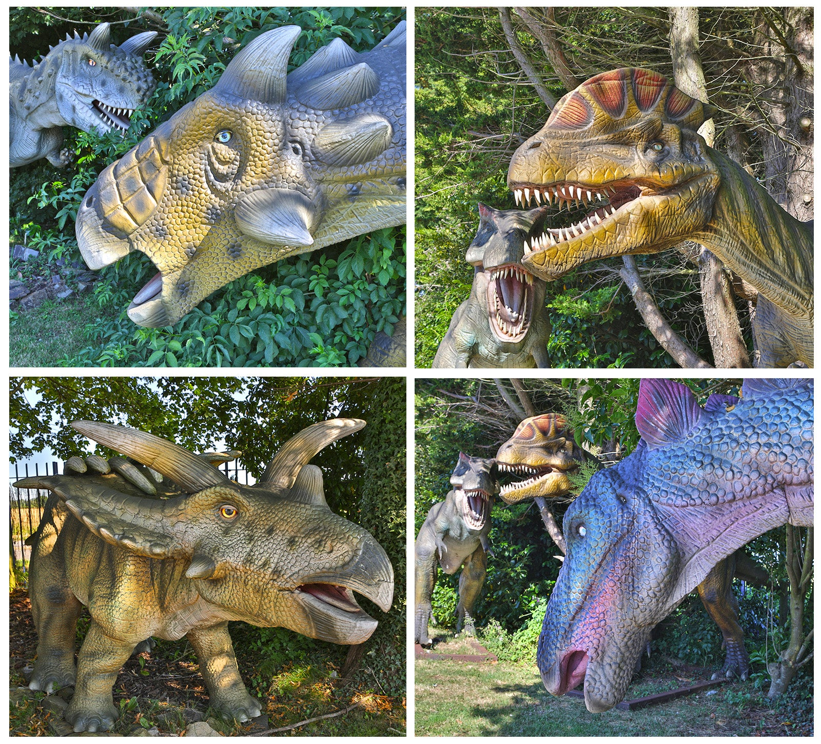 Dinosaurs Stars Appeal at In-Excess Salisbury