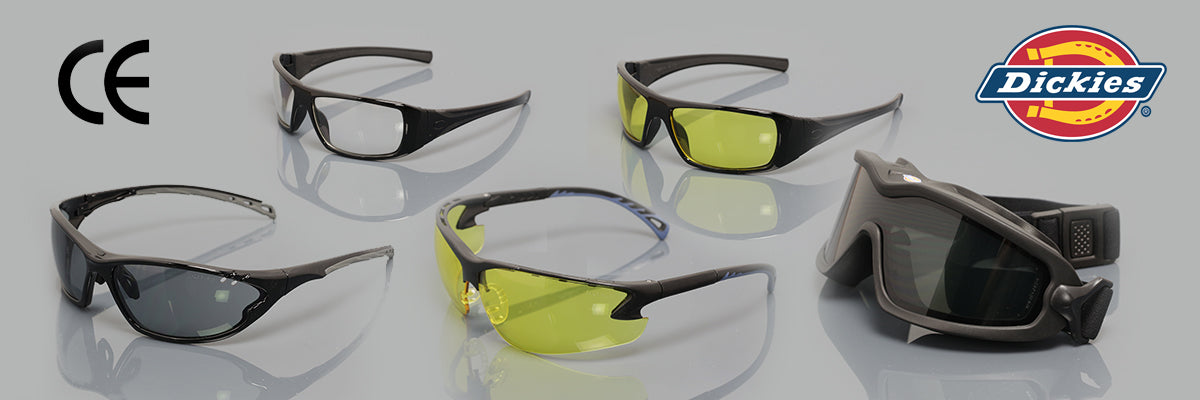 Dickies Safety Glasses