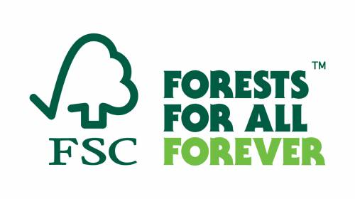 In-Excess FSC Forests For all Certified Timber Logo
