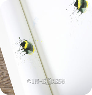 1 Wall Designer Photo Motif Wallpaper - Bees W10MBEES01