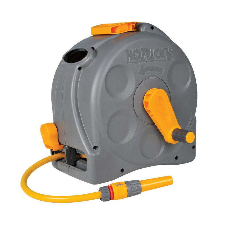 Hozelock Compact Reel 2-in-1 with 25m Hose