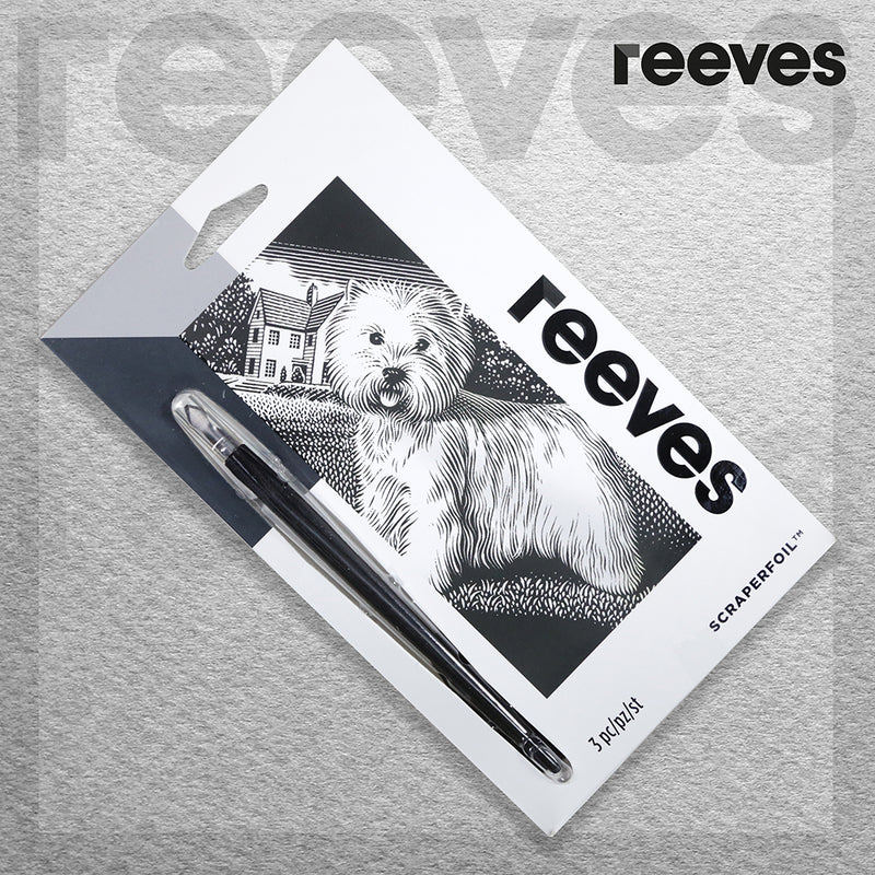 Scraperfoil - Westie by Reeves, sold by In-Excess