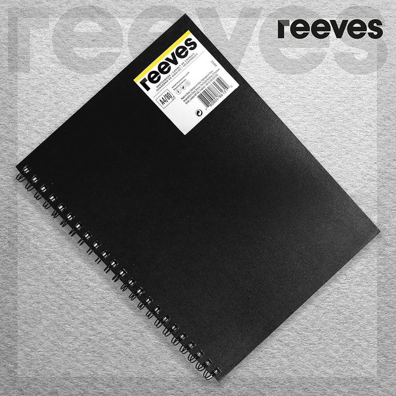 A4 Sketchbook - 80 page by Reeves, sold by In-Excess