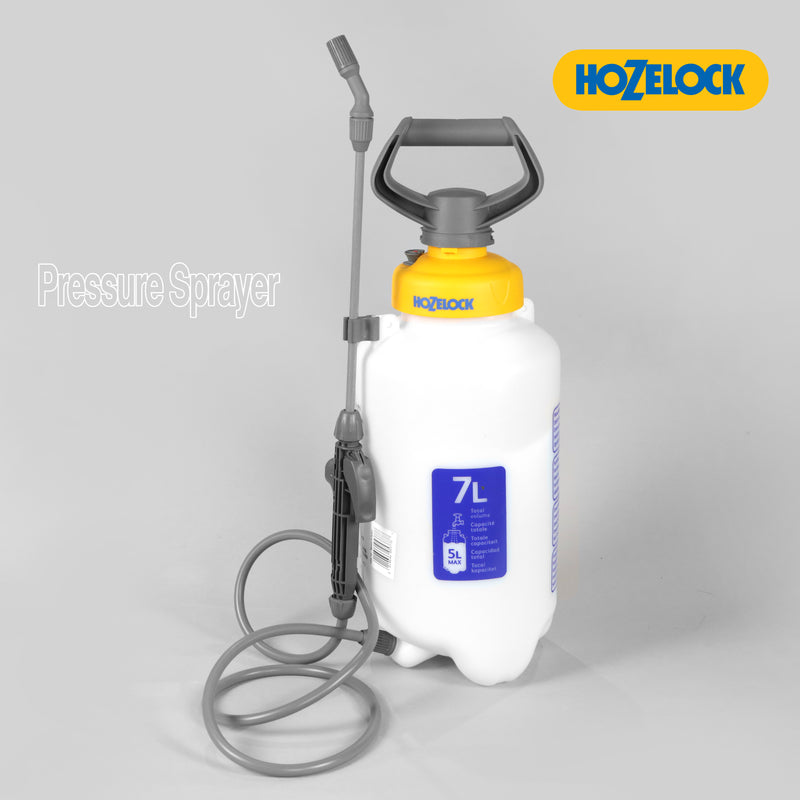Killer Spray Pressure Sprayer - 7 Litres by Hozelock, sold by In-Excess