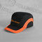 Safety Protective Cap - Black & Orange by Rollingdog, sold by In-Excess