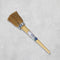 Short Handled Soft Coco Tar Brush by Charles Bentley, sold by In-Excess