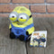 Minions Heatable Toy - Dave by Warmies, sold by In-Excess