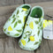 Sicilian Lemon Garden Clogs - UK Size 4 by Briers, sold by In-Excess