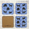 Cat Nap Coasters - Set of 4 by Ulster Weavers, sold by In-Excess