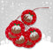 8 x Christmas Gift Tags - Knitted Pudding sold by In-Excess