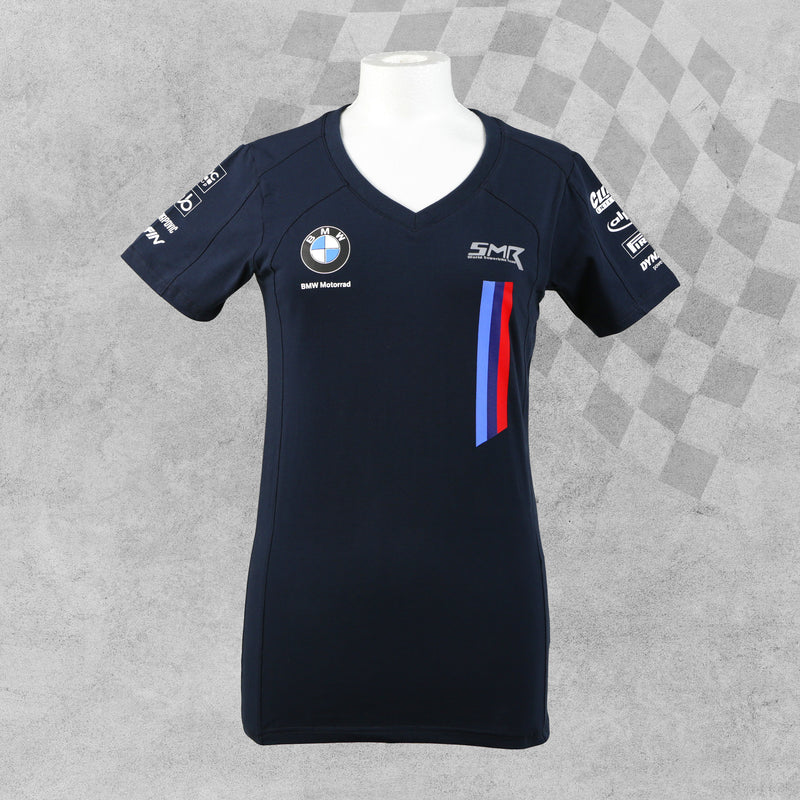 Motorrad WorldSBK Adult Women's T Shirt by BMW, sold by In-Excess