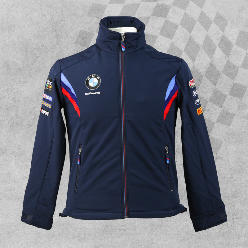 Motorrad WorldSBK Kids Soft Shell Jacket by BMW, sold by In-Excess