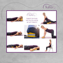 Buttafly Yoga Block/Meditation Seat - Tall