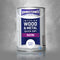 Johnstone's Interior Wood & Metal Quick Dry Satin Brilliant White - 1.25 litre