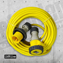 110V 16A IP67 Extension Lead - 22 Metres x 2.5mm by Defender, sold by In-Excess