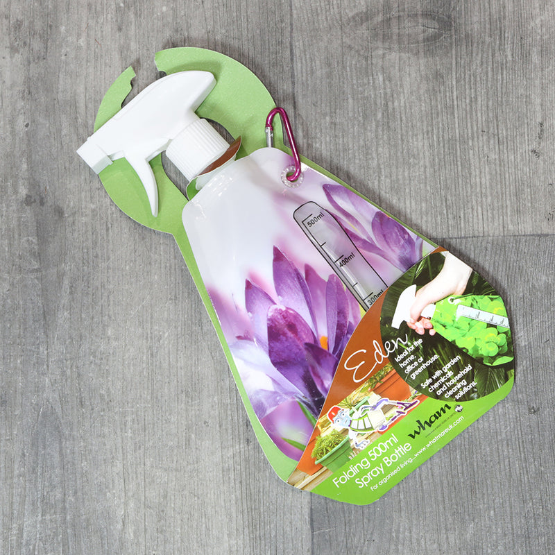 Wham Eden Gardening hand sprayer - foldaway bottle x 20 in a box