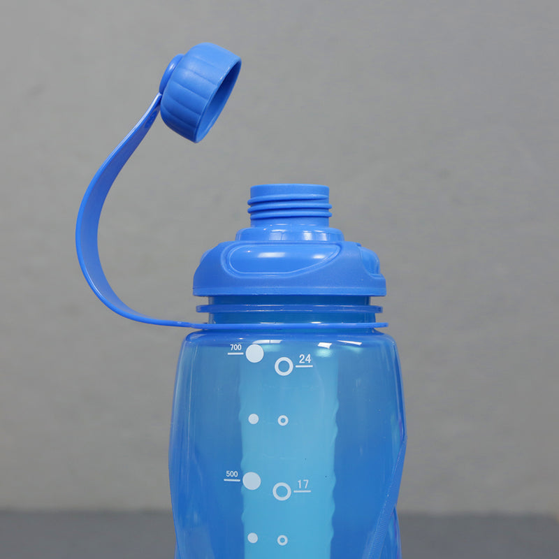 Drinks Bottle with ice stick- Blue 700ml