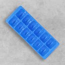 Ice Cube Tray - 12  Blue