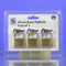 Bulk Pack - 5 packs of In-Excess Brass 40mm Padlocks Pack of 3
