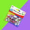 Kids Create 3D Gem Stickers crafting kit