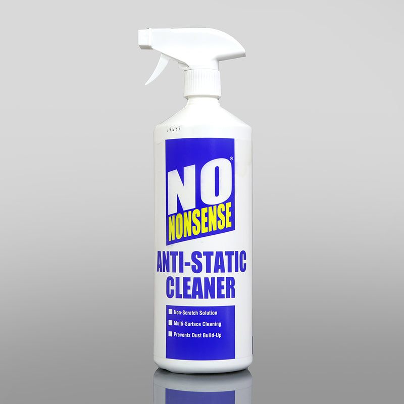 No Nonsense Anti-Static Cleaner