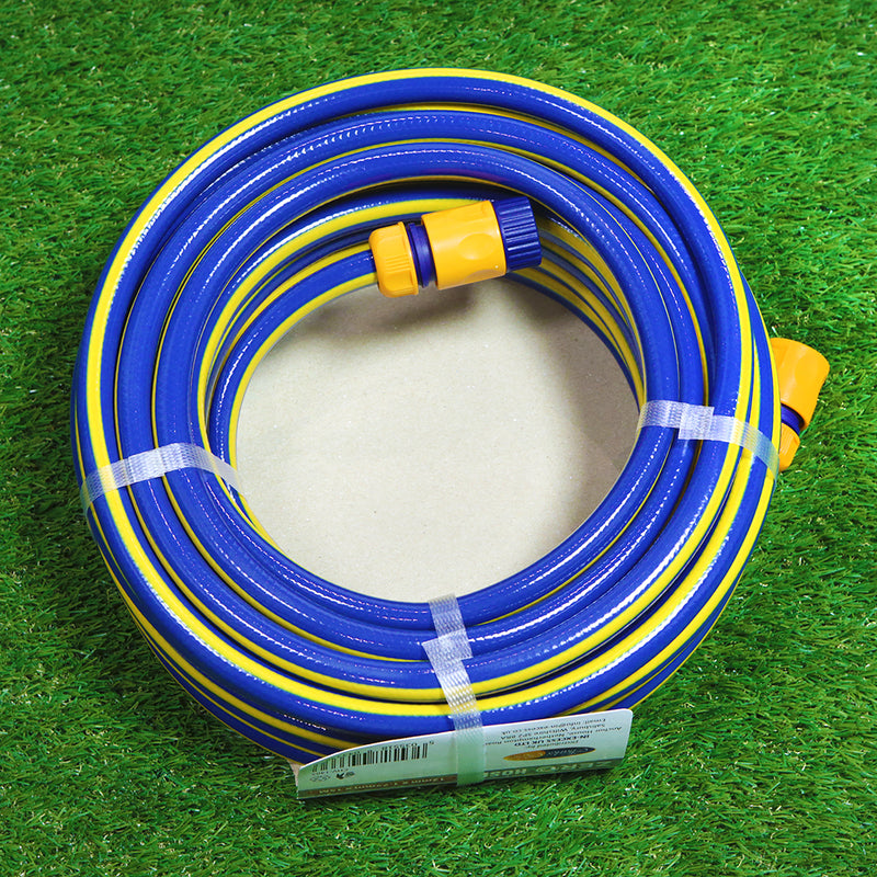 "Charles Rose 15 Metre Hose Pipe with 3/4"" Tap Adaptor"