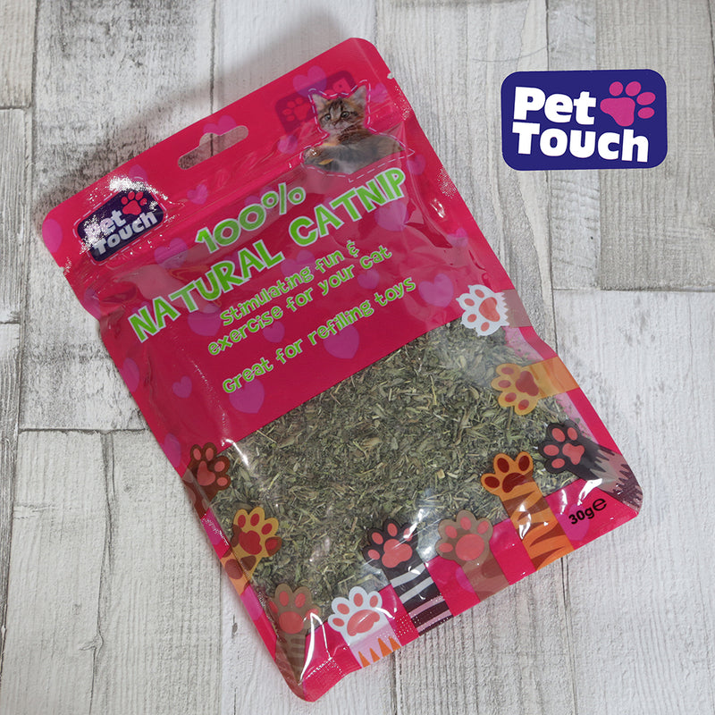 Pet Touch 100% Natural Catnip