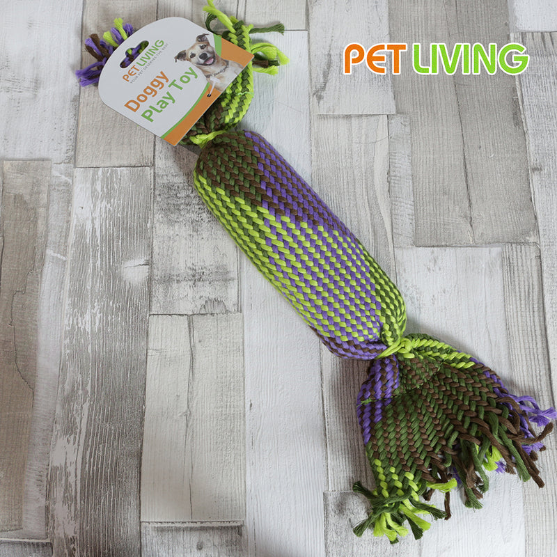 Pet Living Squeak Doggy Play Toy