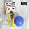Ruff 'n' Tumble Rubb'r' Ball Smoothy Toy