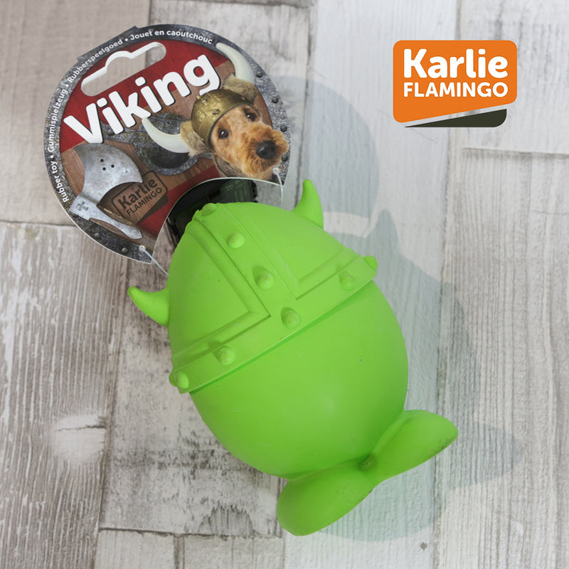 Karlie Flamingo Rubber Viking - Large